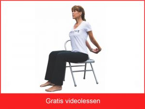 Video lessen stoelyoga
