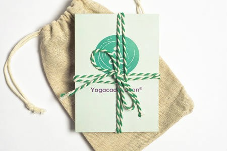 Yoga cadeaubon