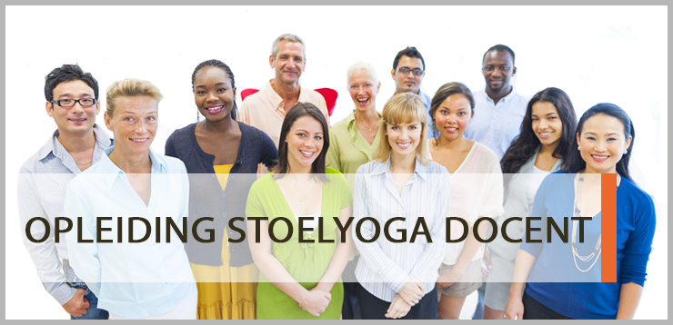Stoelyoga docent opleiding