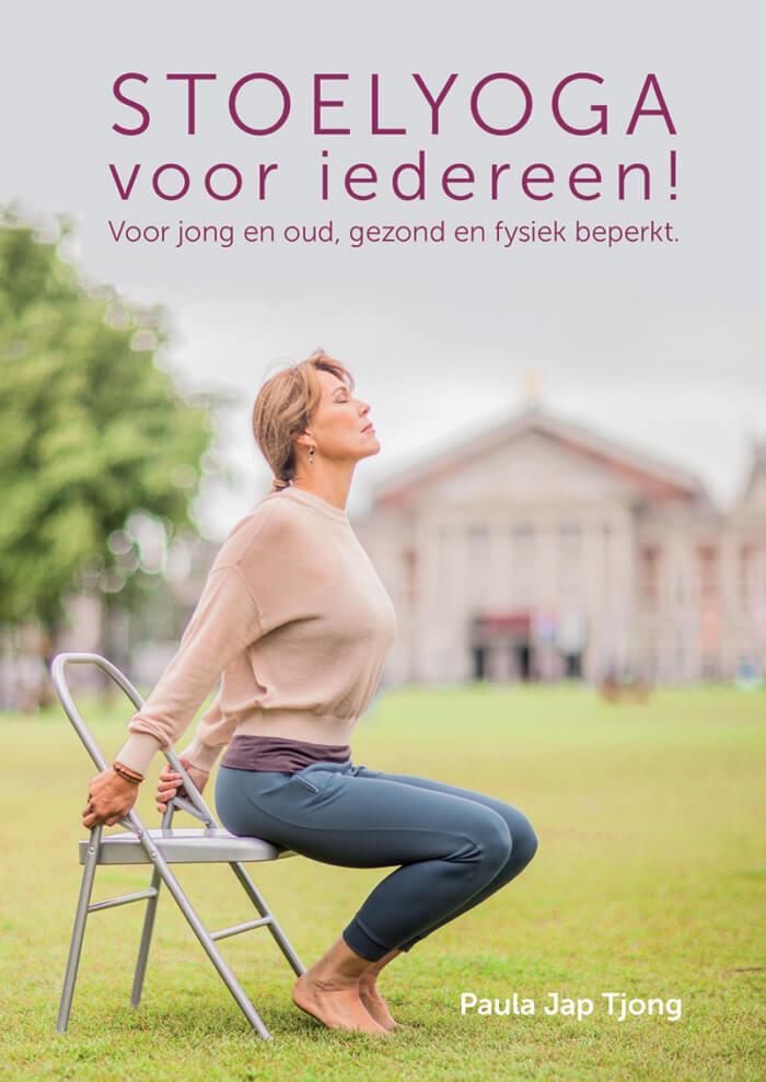 Stoelyoga boek - Paula Jap Tjong