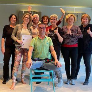yoga voor dementie